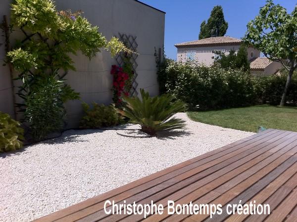 Création jardin Montpellier